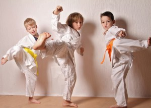 EARLY CAN YOU START TAEKWONDO
